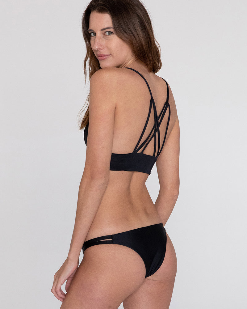 Siena Strappy Back Top (Lavente)