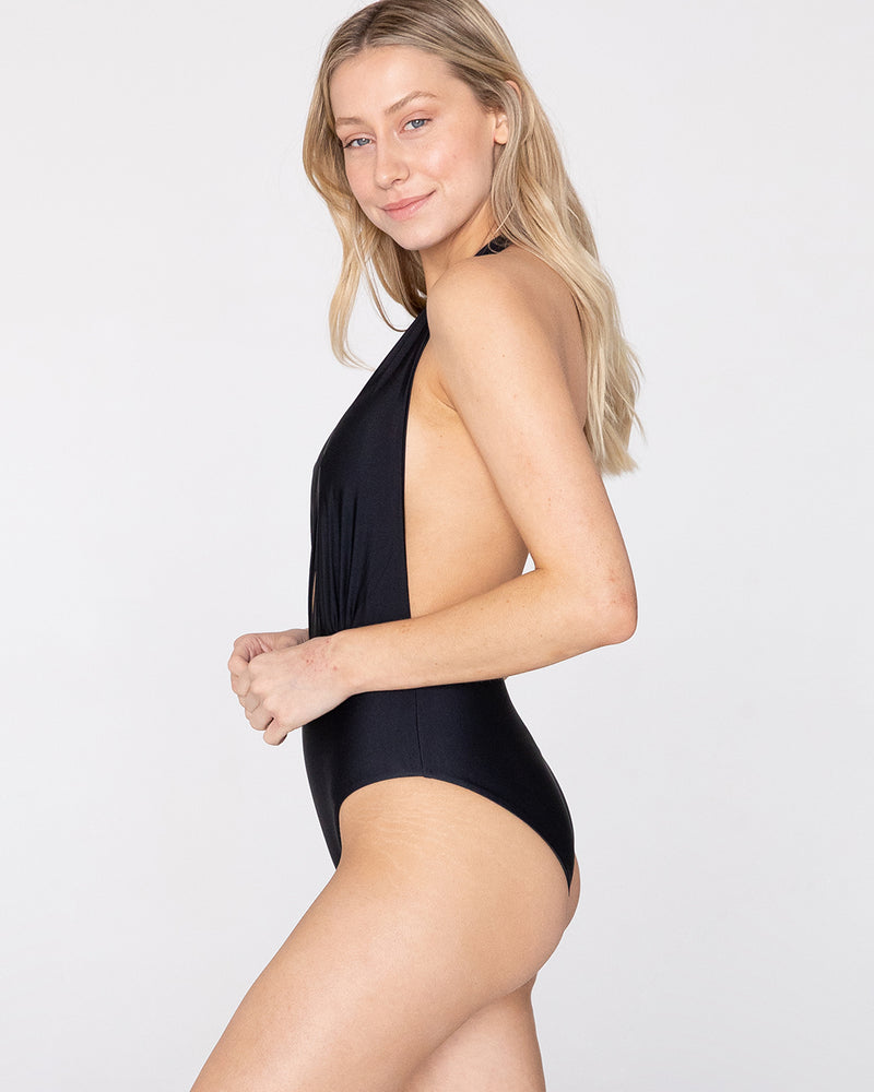 Mykonos One-Piece (Nero)