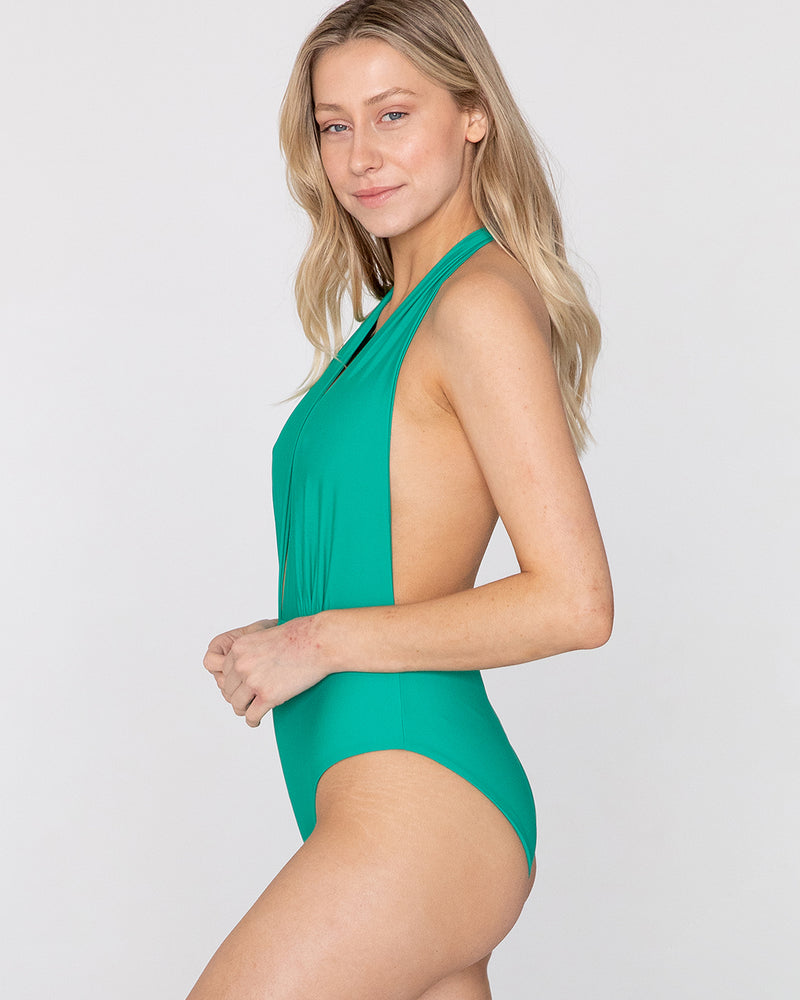 Mykonos One-Piece (Aloe)