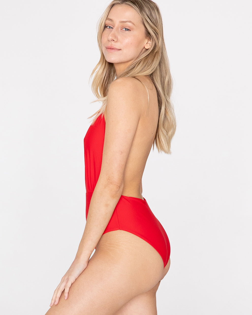 Mykonos One-Piece (Red)