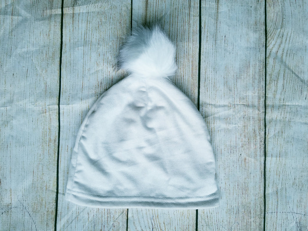 Pom Beanie - Child Size