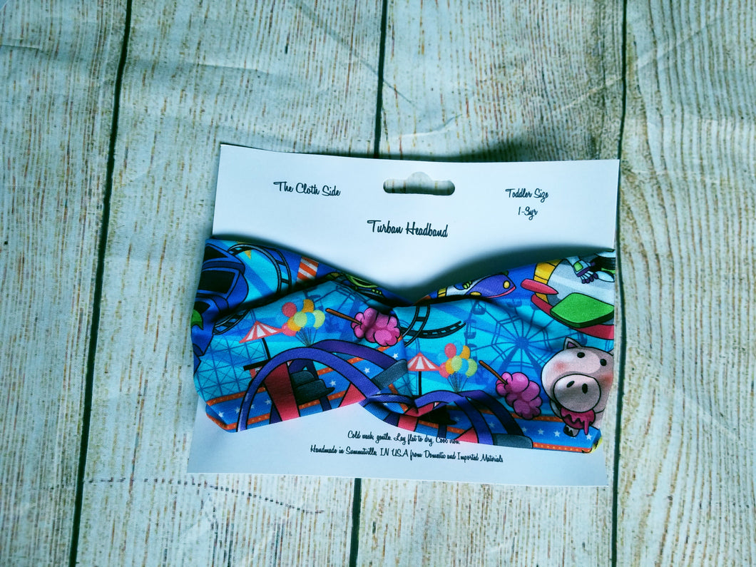 Toddler Headband - Toy Story