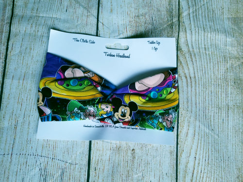 Toddler Headband - Disney Teacups