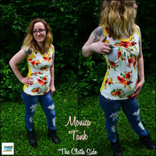 Load image into Gallery viewer, Tie Dye Monica Tanks - Plus 1X (Greens)