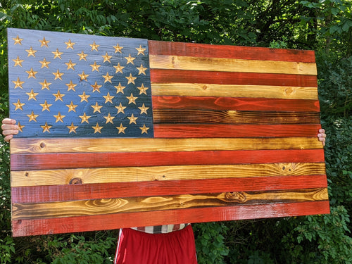 American Flag - XL Size (3x5ft) LOCAL PICKUP ONLY