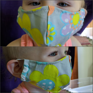 Face Cover - Toddler (2-4yrs)