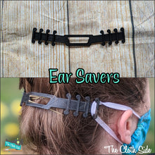 Load image into Gallery viewer, Ear Savers - Face Cover Accessory