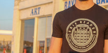 Load image into Gallery viewer, News, Arts & Culture Tee - Black