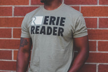 Load image into Gallery viewer, Erie Reader Logo Tee - Olive