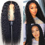 Curly 13x6 Lace Front Wig - SC024