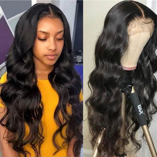 Body Wave Full Lace Wig| Pre-Plucked