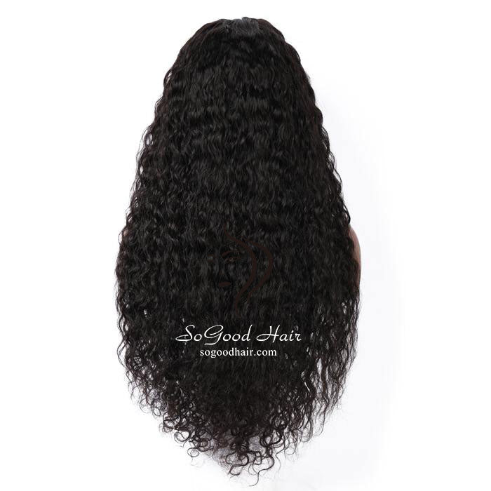 Samanta Curly | 13x4 Lace Front Wig | Natural Hairline - sogoodhair