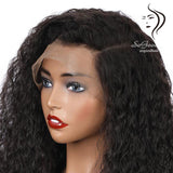 Samanta Curly | 13x6 Lace Frontal Wig Pre-Plucked - sogoodhair