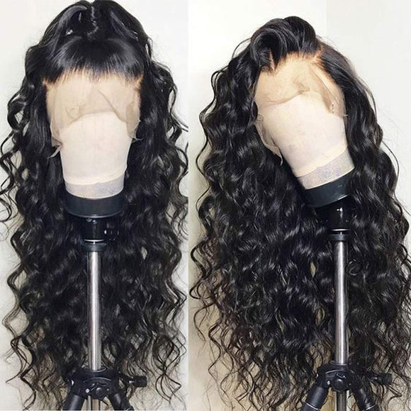 Loose Wave 13x4 Lace front wig- SC017