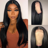 Straight 13x4 Lace Front Wig - SC013