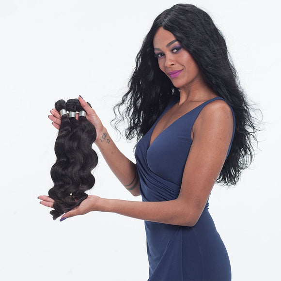 10-30 Inch Body Wave Brazilian Virgin Hair Bundle - sogoodhair
