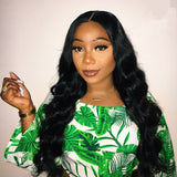 Keke Natural Wave 13X6 Lace Frontal Wig - sogoodhair