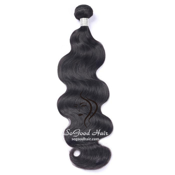 Brazilian Virgin Hair Weave Body Wave Natural Color Human Hair Bundles 10-30inch SoGoodHair--SG2112 - sogoodhair