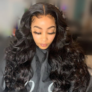 Armon| Loose Wave 13x4 Skin Melt HD Swiss Lace Front Wig