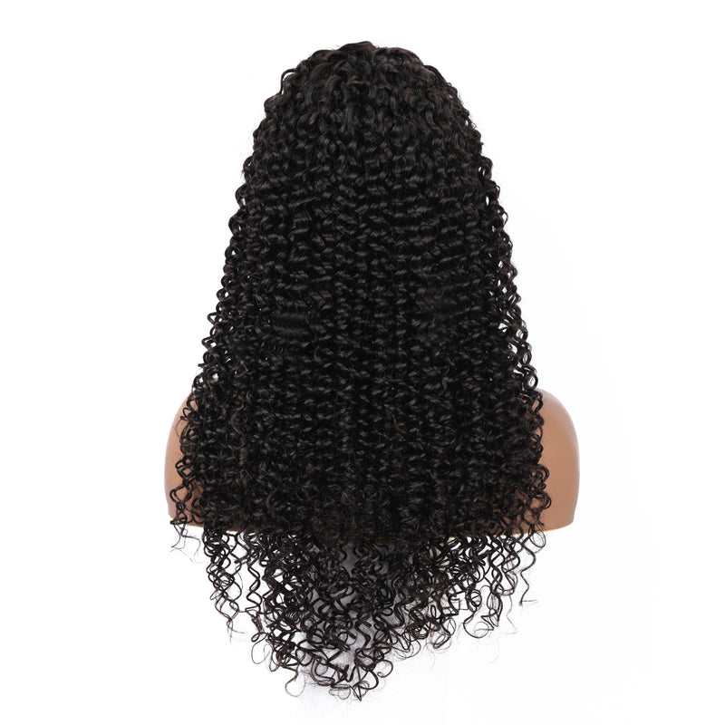 Deep Curly 360 Lace Frontal Wig | Pre-Plucked - sogoodhair