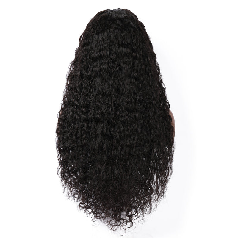 Jessica Curly 4x4 Glueless Lace Closure Wig