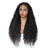 Samanta Curly | Pre-Made 13x6 Fake Scalp Lace Frontal Wig - sogoodhair