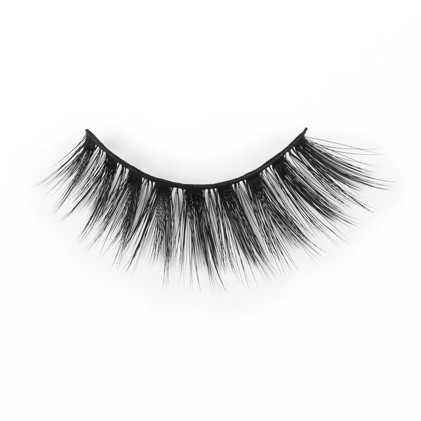 3D Silk Eyelashes With Adhesive Eyeliner - sogoodhair