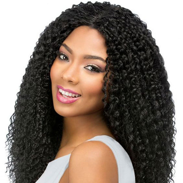 Kinky Curly | Pre-Made 13*6 Fake Scalp Lace Frontal Wig