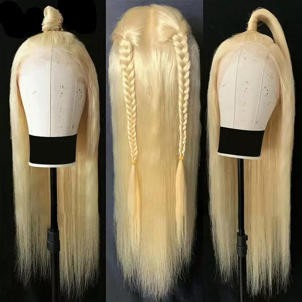 STRAIGHT | 360 LACE FRONTAL WIG | PRE-PLUCKED