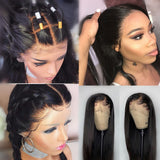 Muse Straight 13x6 Lace Frontal Wig Invisible Knots