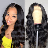 Yanie Body Wave| 13x6 Lace Frontal Wig | Natural Hairline - sogoodhair