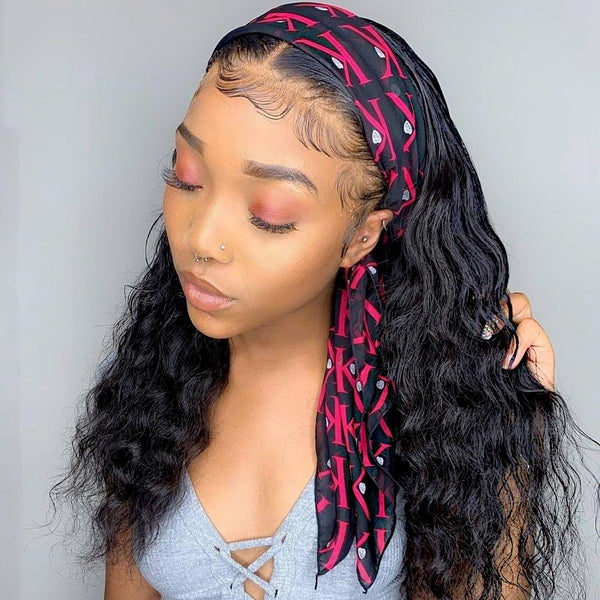 Beyonce Deep Wave 13x6 Fake Scalp Lace Frontal Wig