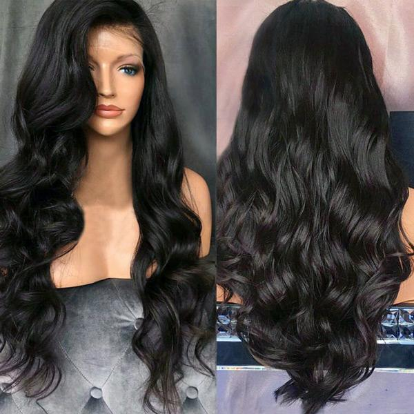 Magic 220% High Density Virgin Human Hair Lace Wig - sogoodhair