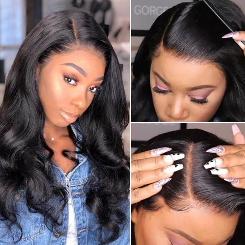 Real HD Swiss Lace Wig