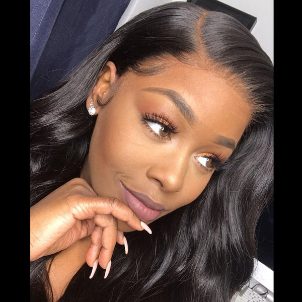 Cindy Loose Wave Pre-Made 13x6 Fake Scalp Lace Frontal Wig