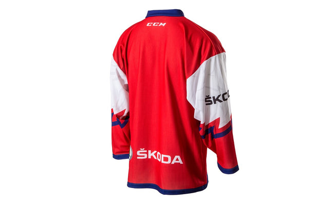 Ice hockey jersey ŠKODA (Red)