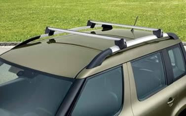ŠKODA Roof Bars - Yeti