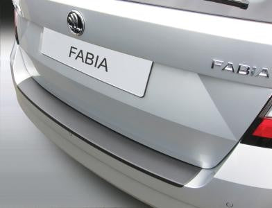 Rear bumper protector (Fabia 3 Estate)