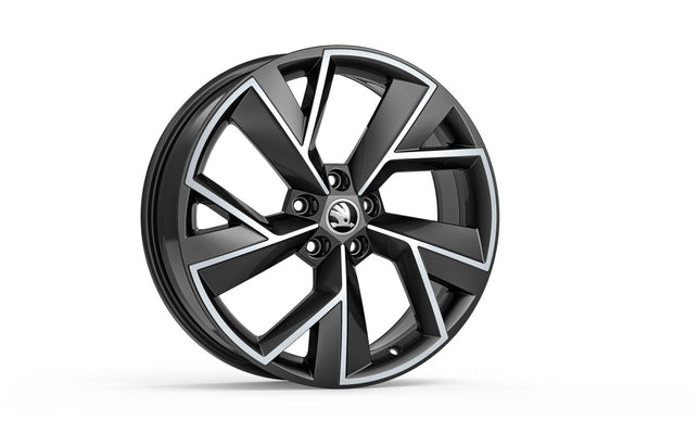 ŠKODA Alloy Wheel TRIGLAV 19""