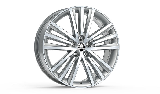 ŠKODA Alloy Wheel SIRIUS 19""