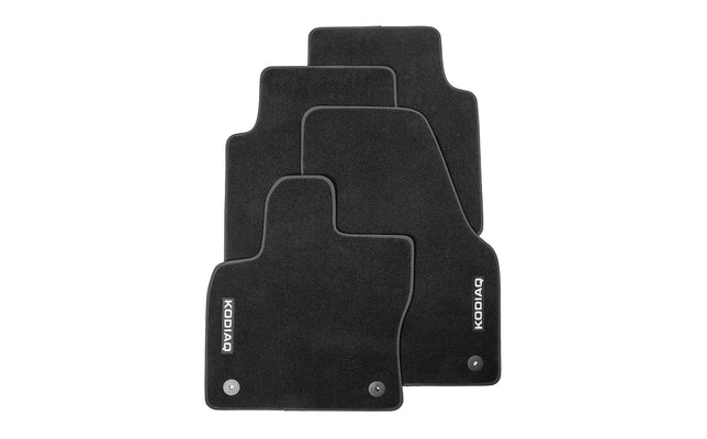 Carpet Mat Set - ŠKODA Kodiaq