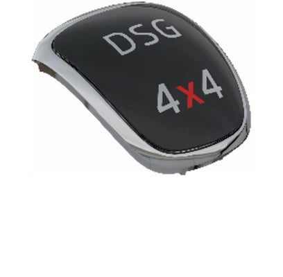 ŠKODA Auto/DSG Gear Knob Badge