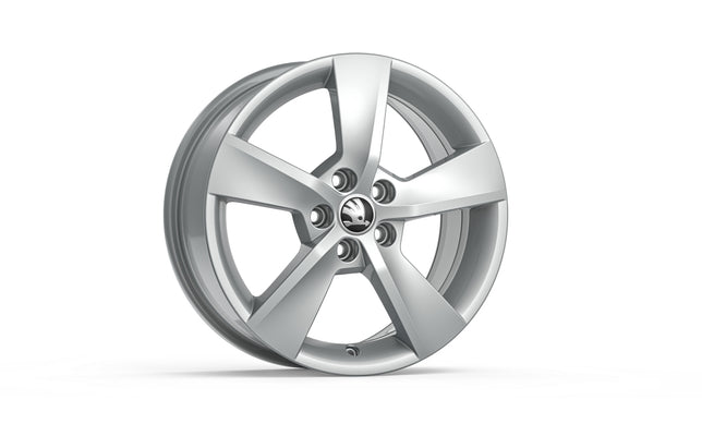 "ŠKODA 16"" (EVORA) Alloy Wheel"