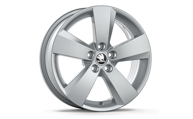 ŠKODA Alloy Wheel NANUQ 16""