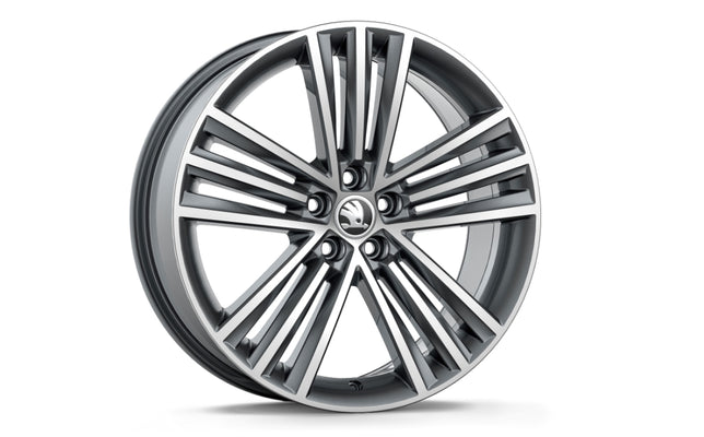 "Skoda Alloy Wheel (Sirius 18"")"