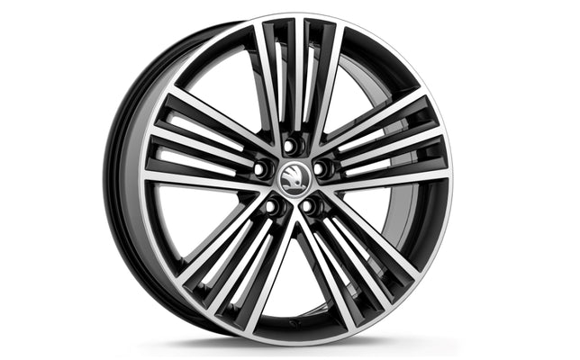 "ŠKODA Alloy Wheel SIRIUS 18"" (Scala)"