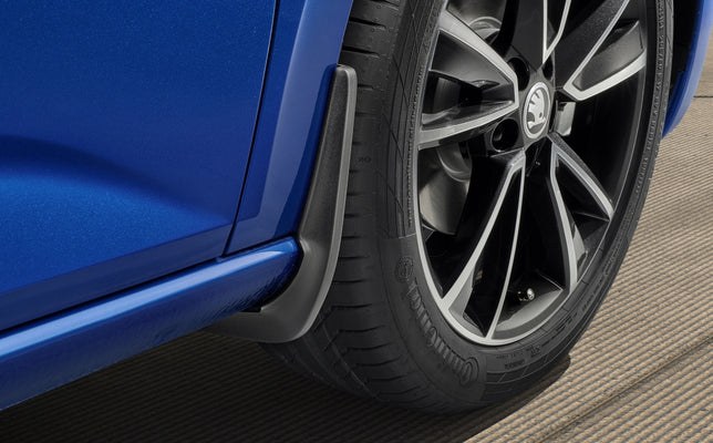 Front Mud Flaps - Scala