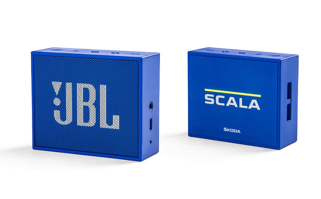 Bluetooth Speaker JBL GO Scala blue