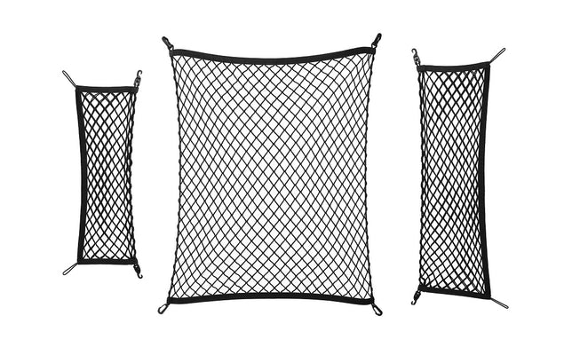 Luggage Nets (Black) - Fabia Estate