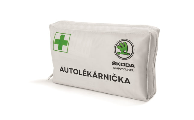 ŠKODA First Aid Kit (Soft Pack)